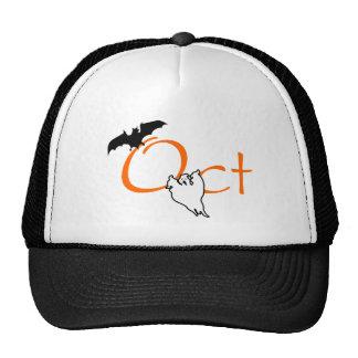 Oct (Halloween) Trucker Hats