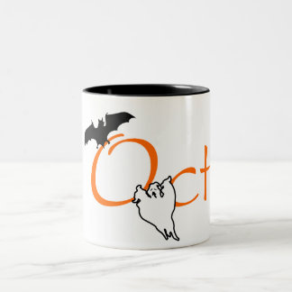 Oct (Halloween) Coffee Mugs