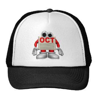 Oct Hats