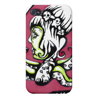 Oct Lady Iphone4/s Case For iPhone 4