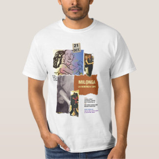 Oct. Milonga T-Shirt