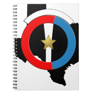 OCT Products Spiral Notebook