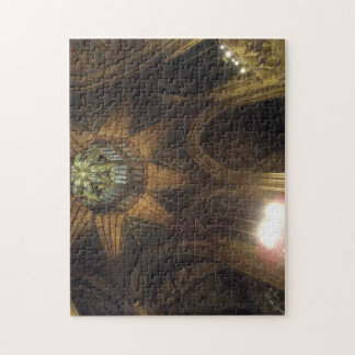 Octagon Ely Cathedral Jigsaw Puzzle