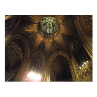 Octagon, Ely Cathedral Postcard