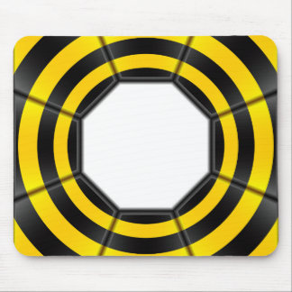 Octagon Mouse Pad. Mouse Pad