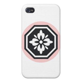 Octagon Nihon iPhone 4 case