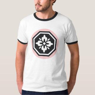 Octagon Nihon ringer t-shirt