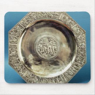 Octagonal Dish from Kaiseraugst, Roman Mouse Pad