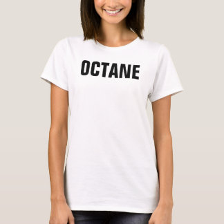 OCTANE - Ladies Spaghetti Top [Black Ink Fitted]