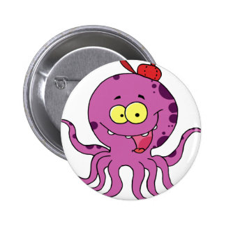 Octave the Octopus Buttons