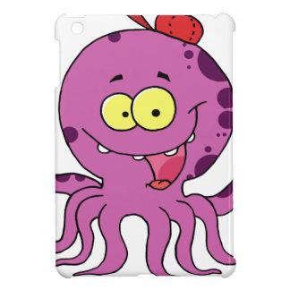 Octave the Octopus iPad Mini Cover