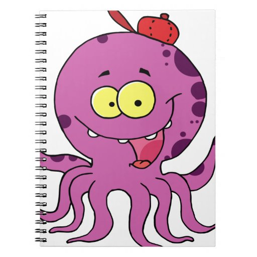 Octave the Octopus Journal