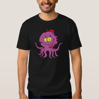 Octave the Octopus T Shirt