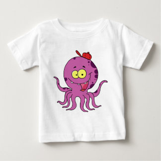 Octave the Octopus T Shirts