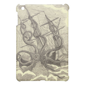 OctiPad - More hands (or arms) On Deck! (Kraken) iPad Mini Covers