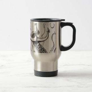 Octo Anchor Travel Mug