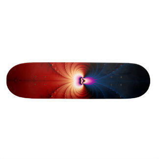 Octo - Fractal 21.6 Cm Old School Skateboard Deck