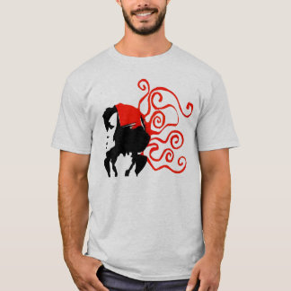 Octo head print T-Shirt