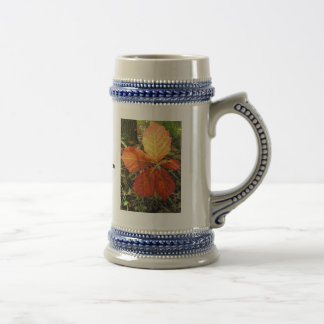 October and German Beer Stein