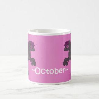 October Birthstone Pegasus Pony Mug