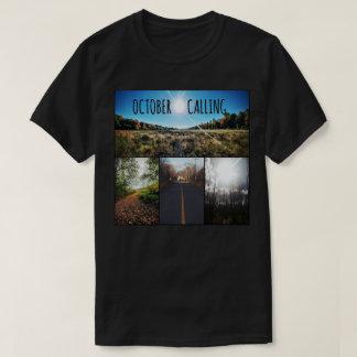 October Calling Men's T Shirt