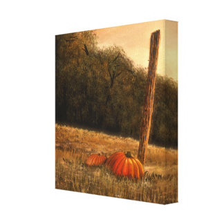 "October in the South (12"" x 13"" x 1.5"") Canvas Print"