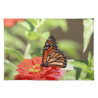 October Monarch Placemat