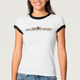 October Women's Ringer T-Shirt