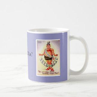 Octoberfest 1 basic white mug