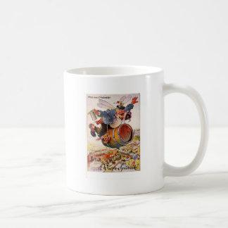 Octoberfest 2 basic white mug