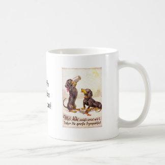 Octoberfest 4 basic white mug