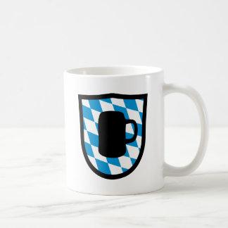Octoberfest Bavaria Basic White Mug
