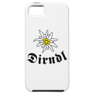 Octoberfest Dirndl iPhone 5 Cases