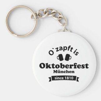 Octoberfest O' taps is Keychains
