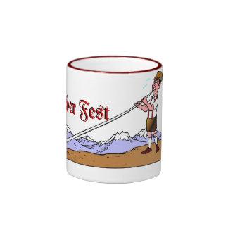octoberfest oktoberfest coffee mugs