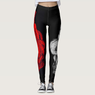 Octoman Merman Leggings
