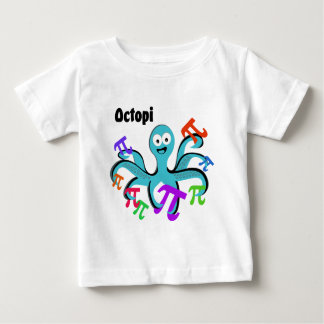 Octopi Baby T-Shirt