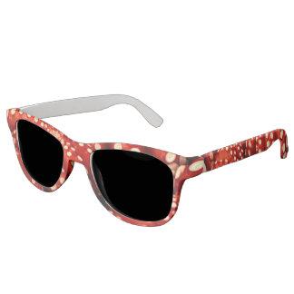 """Octopi Rouge"" Smoke Grey Sunglasses"