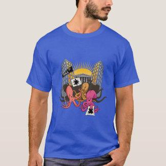 Octopi Wall Street T-Shirt