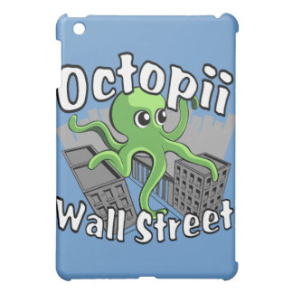 Octopii Wall Street - Occupy Wall St Case For The iPad Mini