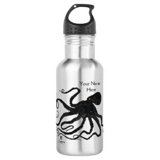Octopus 6 - 18 oz. Water Bottle