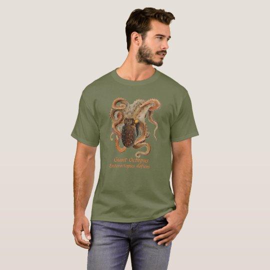 Octopus Apparel T-Shirt