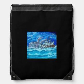 octopus bag rucksack