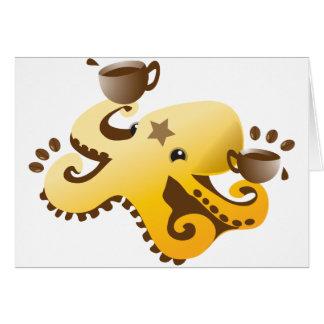 Octopus Barista Card