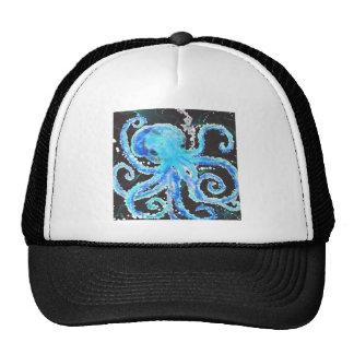 Octopus bubbles cap