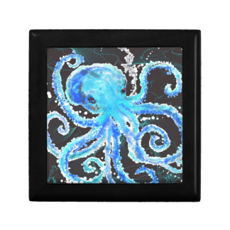 Octopus bubbles gift box