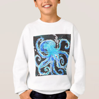 Octopus bubbles sweatshirt