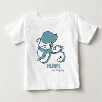 Octopus - Calavera Surf Co. Kids Baby T-Shirt
