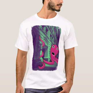 Octopus - City Attack Series T-Shirt