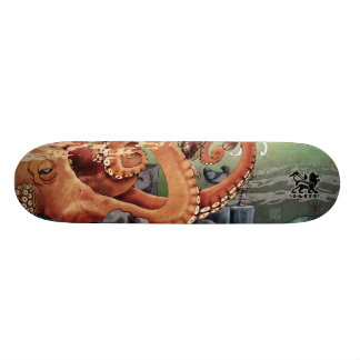 Octopus Garden Skateboard